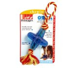 Petstages Orka Jack With Rope Dog Toy - Small
