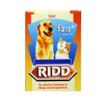 Ridd Anti Tick And Flea Solution For Dog - 6 ml