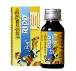 Ridd Anti Tick And Flea Solution For Dog - 60 Ml
