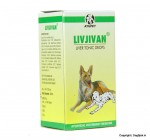 AYURVET Livjivan Liver Tonic Drops For Dog - 30 ml