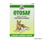 AYURVET Otosaf Ear Drops For Dog - 10 Ml