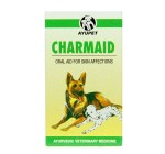 AYURVET Charmaid Aid For Skin Affections For Dog - 30 Capsules