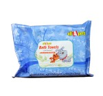 All 4 Pets Bath Towel For Dogs And Cats - 10 Pcs