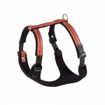 Ferplast Ergocomfort Tattoo Dog Harness - Medium - 25 mm - Red