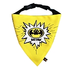 LANA Paws BatPaw Adjustable Bandana  -Small & Medium