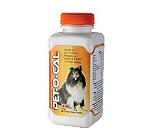 Pet-O-Cal Dog And Cat Calcium 60 Tablets