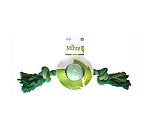 Pet Brand Minty Fresh Ball n Bone Dog Toy - Medium