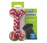 Pet Brand Knotty Bone Dog Toy - Small