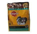 Pedigree Dog Treat Adult Pouch Chicken & Liver Chunks - 80 Gm (15 Pieces)