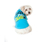 HUFT Dog T-shirt Been There Chewed That - Medium