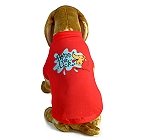 HUFT Dog T-shirt Born To Lick - Large