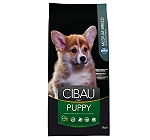Cibau Medium Breed Puppy Food - 12 Kg