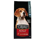 Cibau Medium Breed Adult Dog Food - 12 Kg