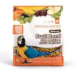 ZuPreem Fruit Blend Premium Food For Large Bird - 1.59 Kg