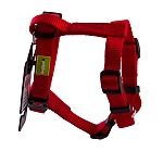 DogSpot Premium Harness Red 15 mm - Xsmall