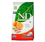 Natural & Delicious Grain Free Fish & Orange Adult - 12 Kg