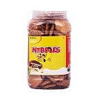 Nibbles Multigrain And Oats Dog Biscuit - 500 Gm