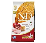 Natural & Delicious Chicken & Pomegranate Adult Light Mini & Medium - 2.5 Kg