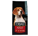 Cibau Medium Breed Adult Dog Food - 2.5 Kg
