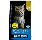 Matisse Kitten Food - 1.8 Kg
