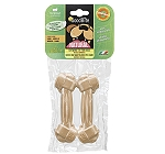 Ferplast Goodbite Natural Lamb Bone Medium - 70 gm (2 Pieces)