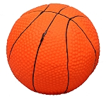 Gnawsome Sport Ball Basket Ball - 2.8 inches
