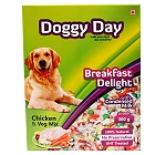 Doggy Day Chicken & Veg Mix - 100 Gm ( 12 Packs)