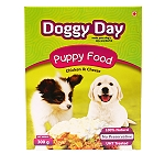 Doggy Day Chicken & Cheese Puppy Food - 300 Gm