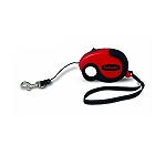 Petmate Palm Retractable Leash Medium - Red