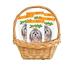 Jerhigh Carrot Stix Dog Treats - 70 Gm (Pack Of 5)