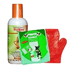 Petben Skin Care Shampoo For Dog - 150 Ml With Glove & Towel
