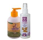I Am Free Neem And Sesame Oil Organic Shampoo - 250 Ml With Deodorant