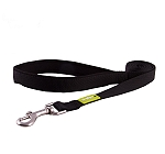 DogSpot Premium Leash With Soft Handle Black 15 mm - Small