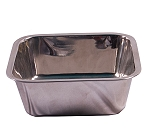 DogSpot Square Feeding Bowl  - Large