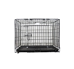 DogSpot Extra Small Size Cage For Dogs (LxBxH - 18x12x12 Inch)
