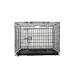 DogSpot Large Size Cage For Dogs (LxBxH - 30x19x19 Inch)