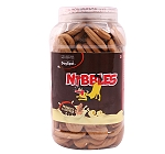 Nibbles Peanut & Butter Dog Biscuit - 1 Kg