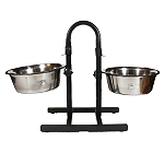 DogSpot Adjustable Feeding Stand For Dog - Large