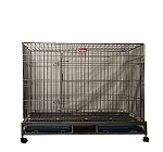 Extra XLarge Size Cage For Dogs LxBxH=48x29.5x36 (in Inches)