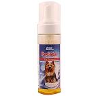 Pet Mankind PetStar Aloevera Dry Shampoo - 150 Ml