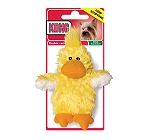 KONG Plush Duckie Dog Toy - Small