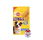 Pedigree Meat Jerky Barbeque Chicken Flavour - 80 Gm (Pack Of 3)