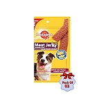 Pedigree Meat Jerky Grilled Liver Flavour - 80 Gm (Pack Of  3)