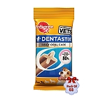 Pedigree Dog Treat Denta Stix Toy & Small Dogs - 75 Gm (Pack Of 3)