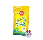 Pedigree Dog Treat Denta Stix Green Tea Flavour Toy & Small Dogs - 75 Gm (Pack Of 3)
