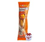 Dog Treat Dental Brush Chicken Flavor - 4.9 Inch X 2pc, 92 Gm (Pack Of  3)