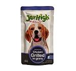 Jerhigh Chicken Grilled In Gravy Pouch  - 120 gm