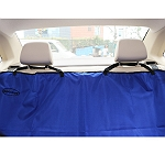 DogSpot Car Seat Cover Blue - (LxW-57X56 Inches)