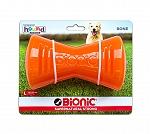 Outward Hound Bionic Opaque Bone Orange - Large