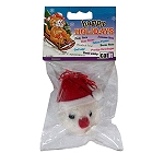 Cat - it Snowman Toy With Catnip